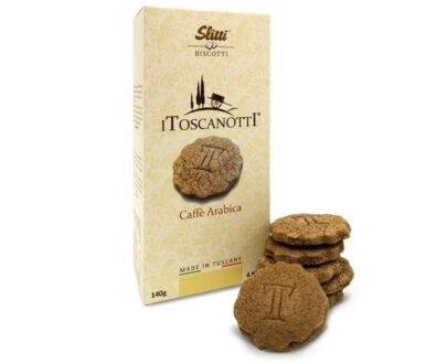Biscuiti Caffe Arabica I Toscanotti Slitti