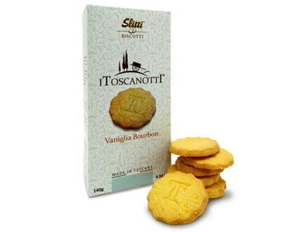 Biscuiti Vaniglia Bourbon I Toscanotti