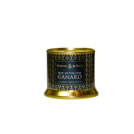BLOC DE FOIE GRAS CANARD 150G 1