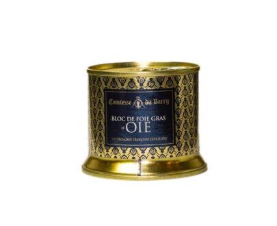 Bloc de Foie Gras D'Oie Comtesse du Barry