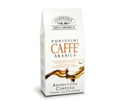 Cafea macinata Purissimi Arabica Corsini