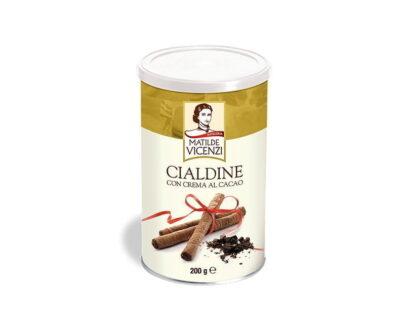 Napolitane Cialdine cu Crema de Cacao Matilde Vicenzi