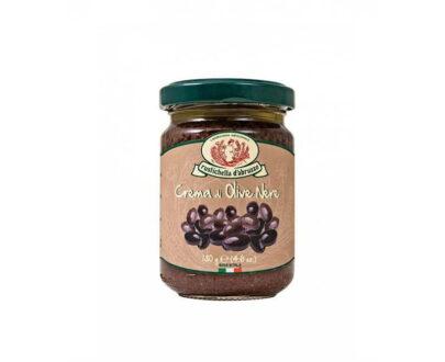 Crema di Olive Nere Rustichella D'Abruzzo