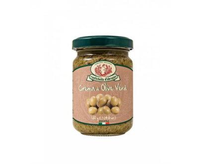 Crema di Olive Verdi Rustichella D'Abruzzo