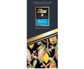 Ciocolata Neagra Gran Cacao 64% Slitti