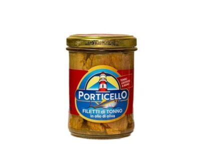 File de Ton in Ulei de Masline Porticello