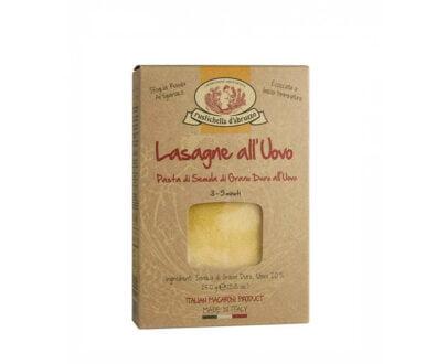 Paste Lasagna cu Ou Grano Duro Rustichella D'Abruzzo