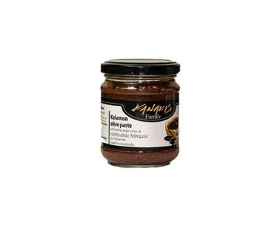 Pasta Masline Kalamon Olive Paste Kanakis Family