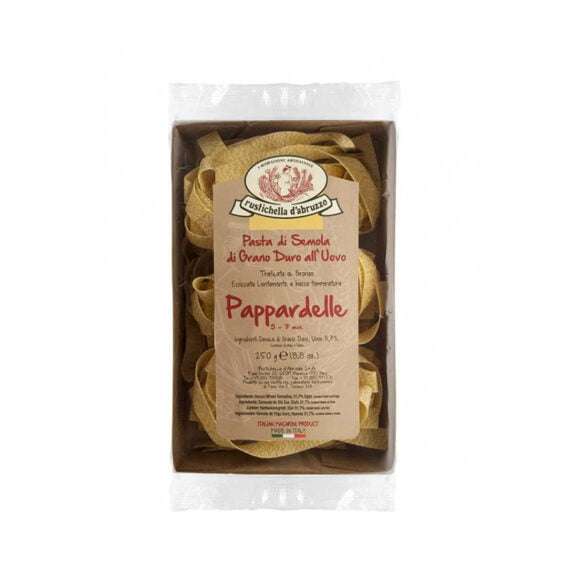 Paste Papardelle cu Ou Grano Duro Rustichella D'Abruzzo