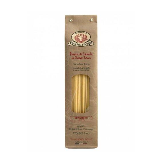 Paste Spaghetti Grano Duro Rustichella D'Abruzzo