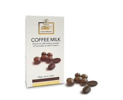 Drajeuri cu Cafea Coffee Milk Slitti
