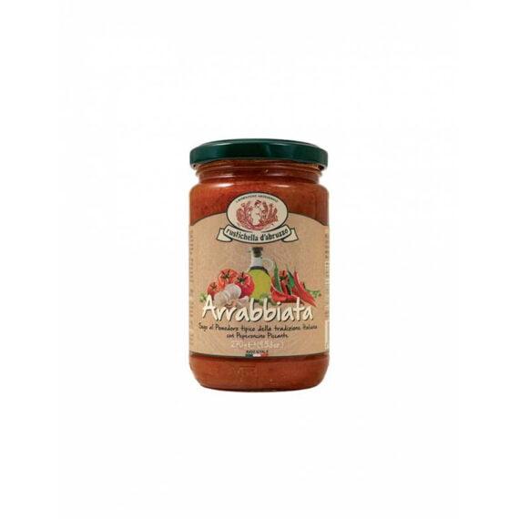 Sos Paste Arrabbiata Bio Rustichella D'Abruzzo