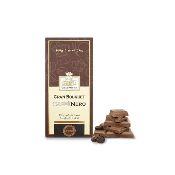 Ciocolata Caffe Nero Gran Bouquet Slitti