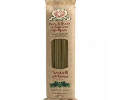 Paste Tonnarelli agli Spinachi Rustichella D'Abruzzo